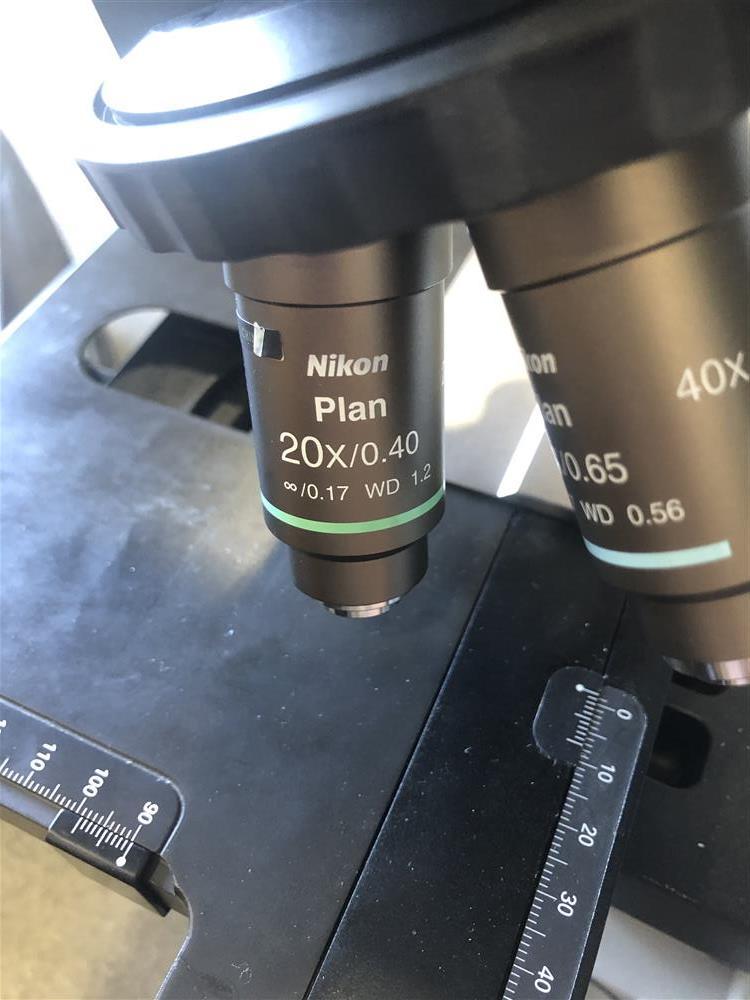 Image NIKON Eclipse 50i Microscope - C-SRS 1491937