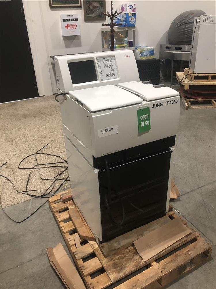 Image LEICA TP 1050 Automated Tissue Processor 1491995
