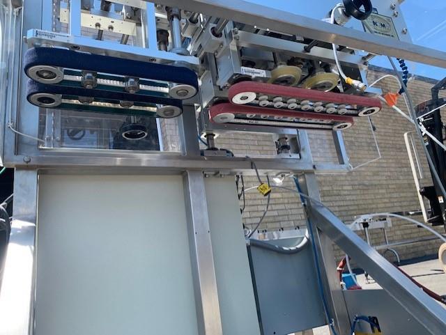 Image NEW ENGLAND MACHINERY Cap Retorquer - Model NEPMT/TC-2 1492120