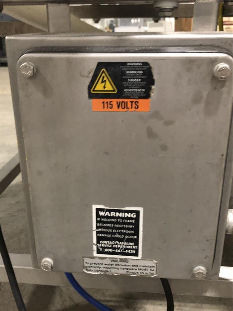 Image SAFELINE Powerphase Metal Detector 1492346