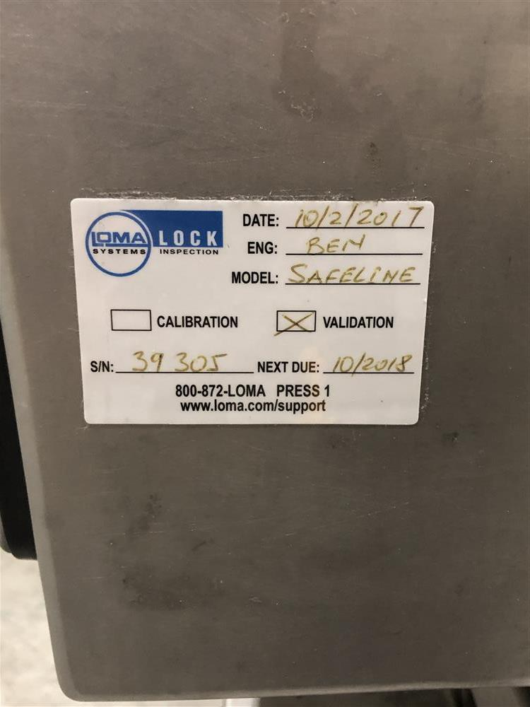 Image SAFELINE Powerphase Metal Detector 1492347