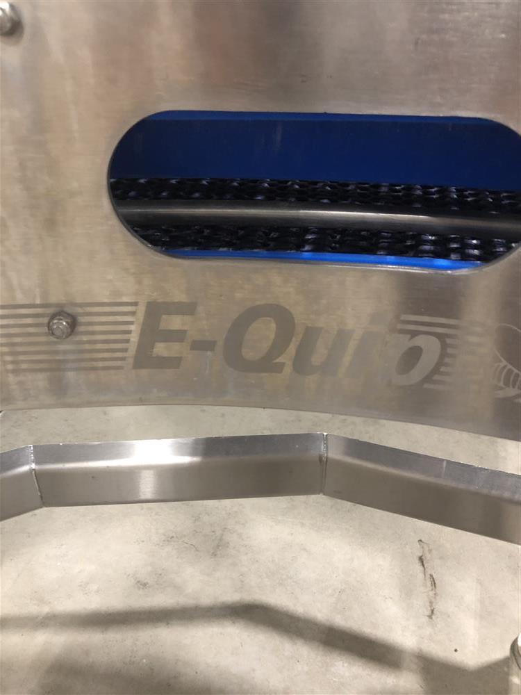 Image E-QUIP Blue Conveyor - 14in W X 6ft L 1492352