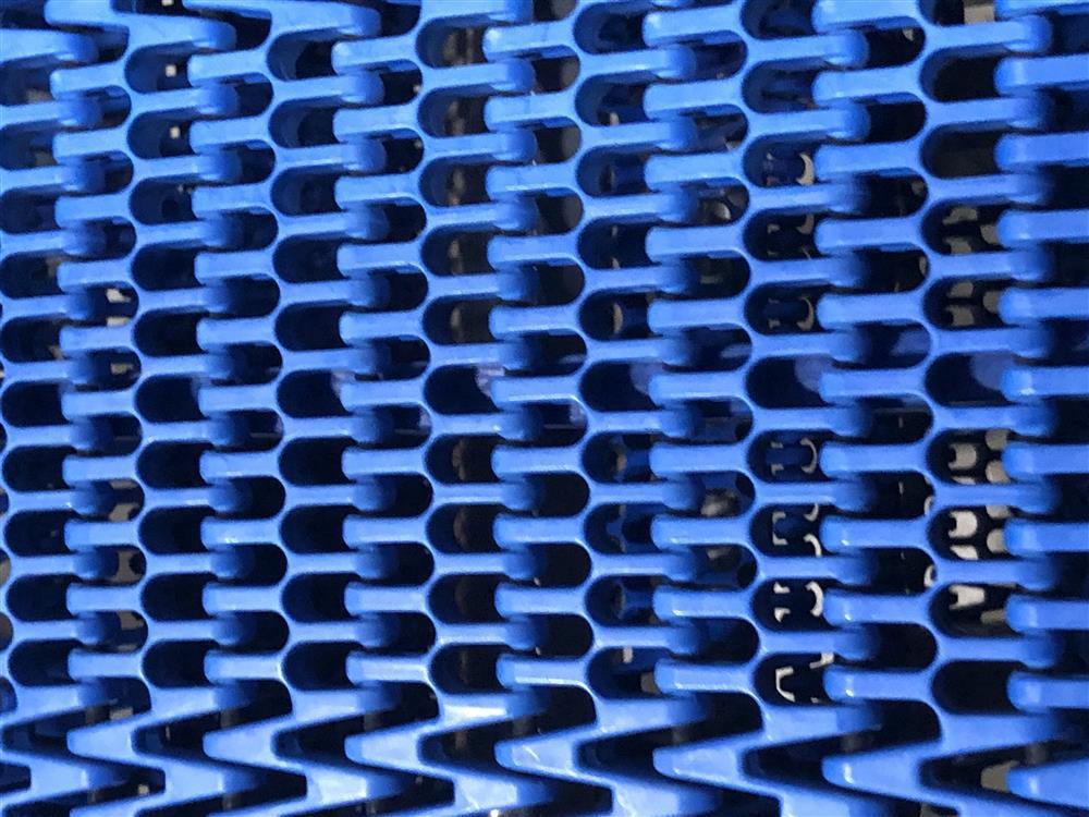 Image 90 Degree Blue Conveyor 1492372