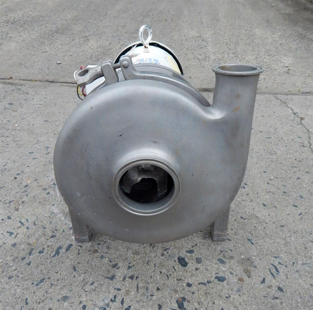 Image AMPCO Centrifugal Pump - Food Grade, Stainless Steel 1492529