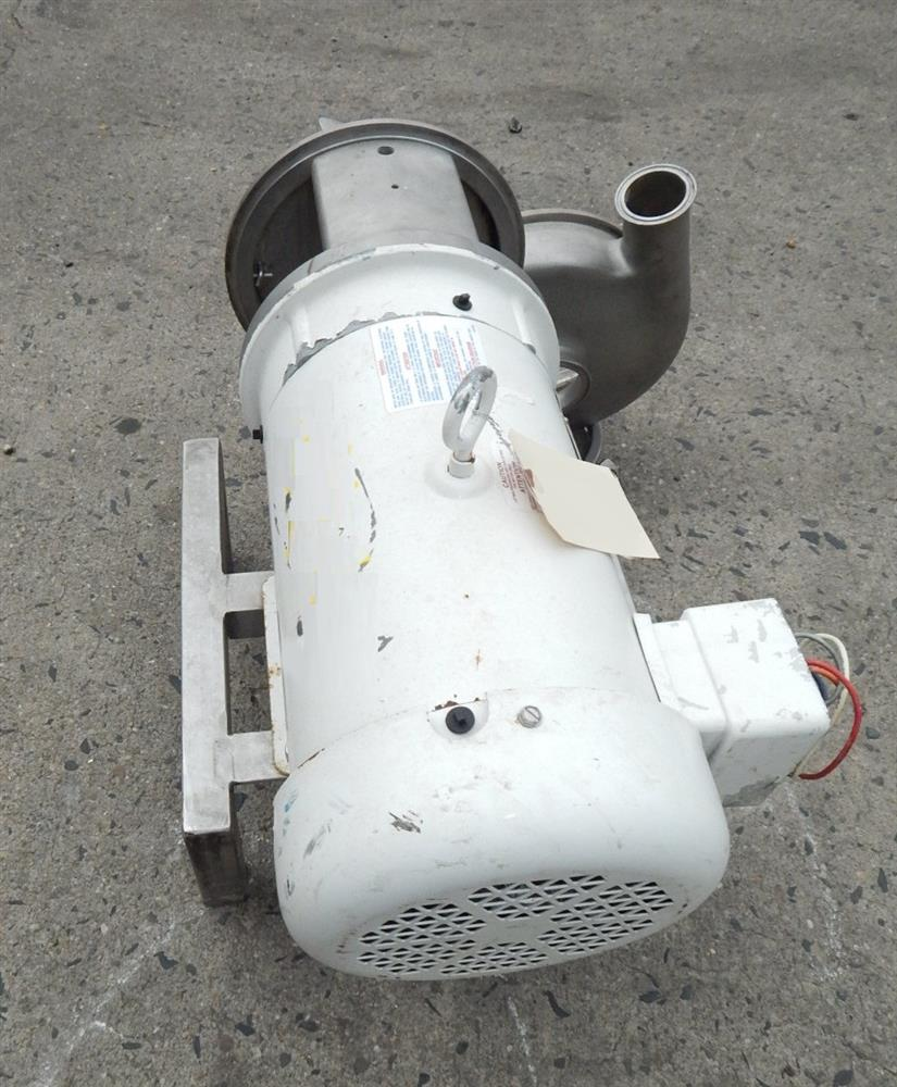 Image AMPCO Centrifugal Pump - Food Grade, Stainless Steel 1492533