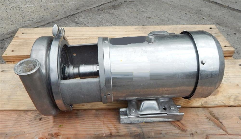 Image AMPCO Food Grade Centrifugal Pump - 316 Stainless Steel 1492536