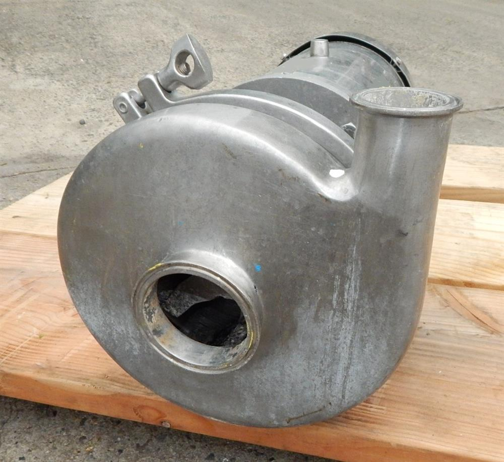 Image AMPCO Food Grade Centrifugal Pump - 316 Stainless Steel 1492538