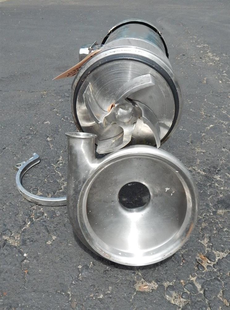 Image Food Grade Centrifugal Pump - 316 Stainless Steel 1492541