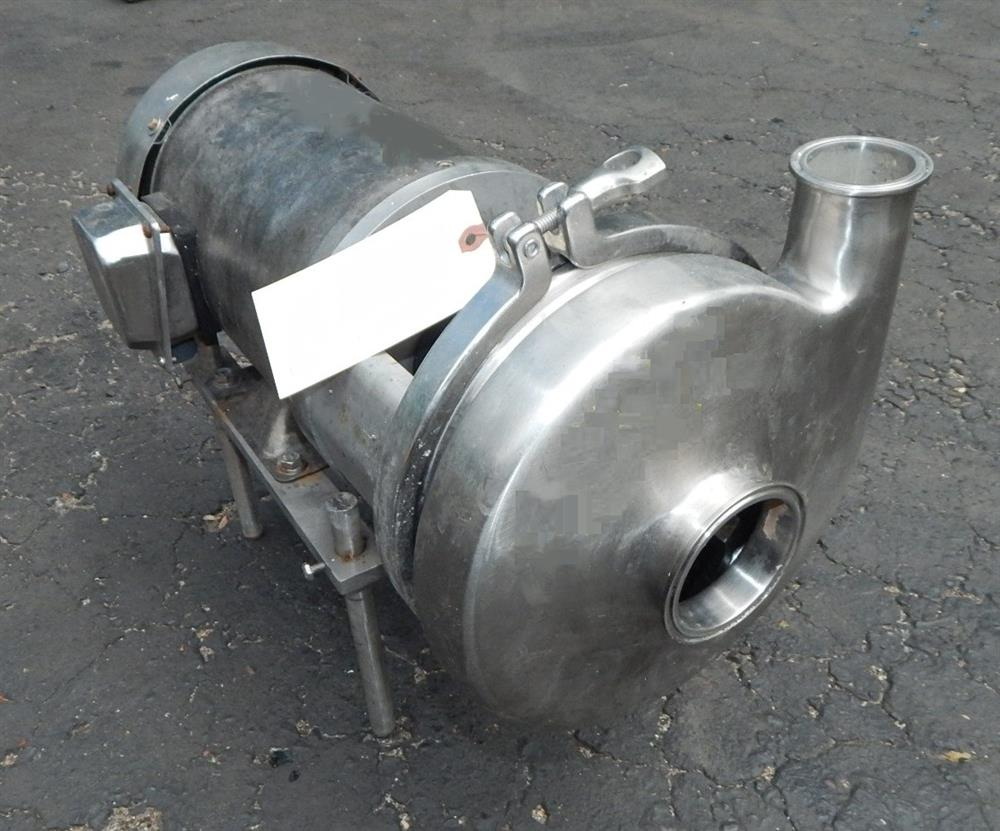 Image Food Grade Centrifugal Pump - 316 Stainless Steel 1492546