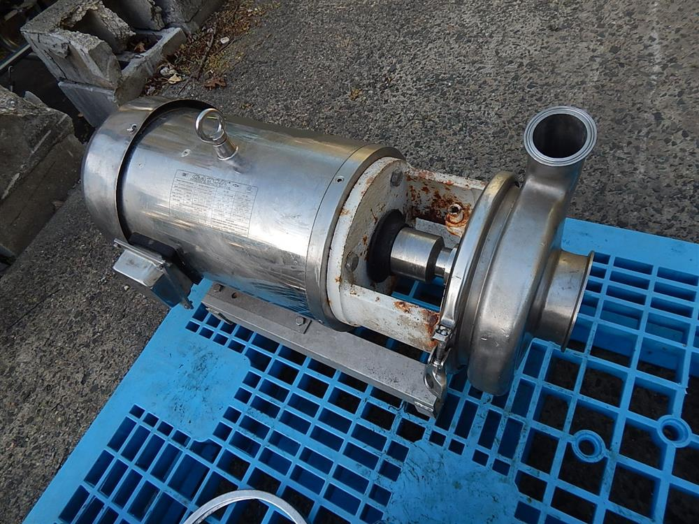 Image 10 HP Centrifugal Pump - Stainless Steel 1492584
