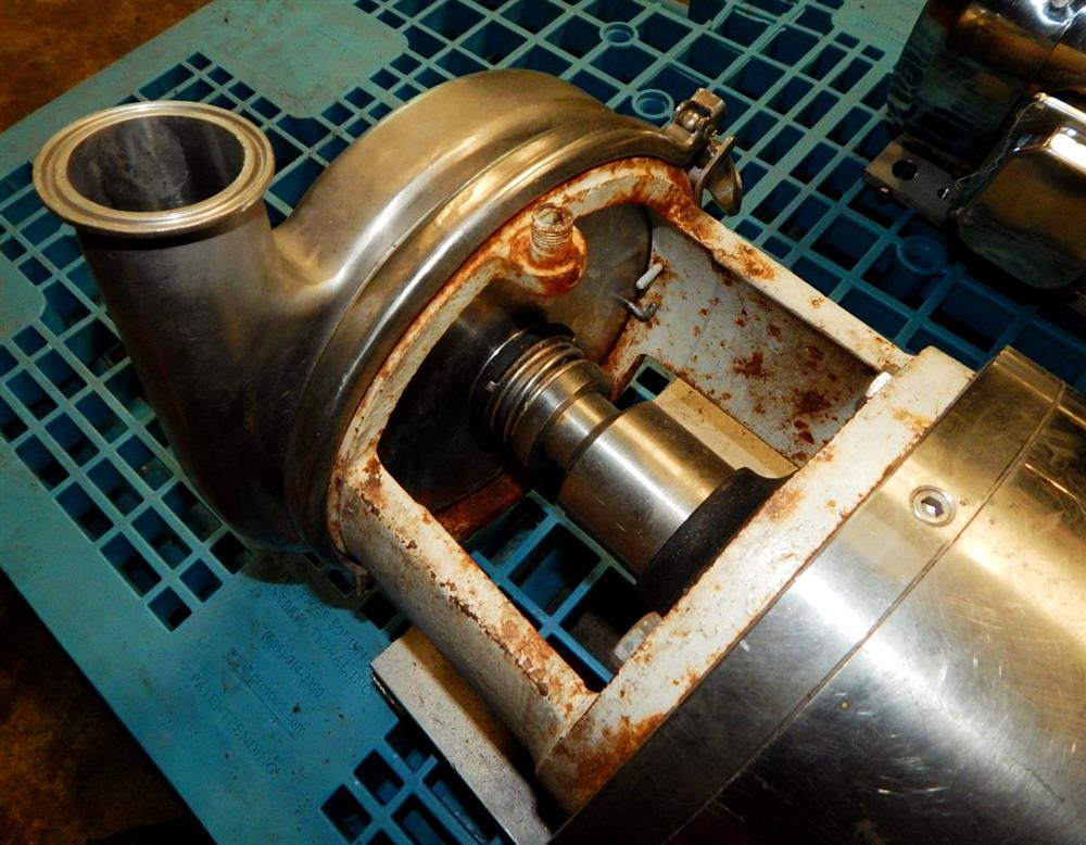 Image 10 HP Centrifugal Pump - Stainless Steel 1492586