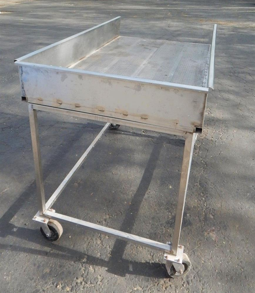 Image Tilting Wash Table - Stainless Steel 1492594