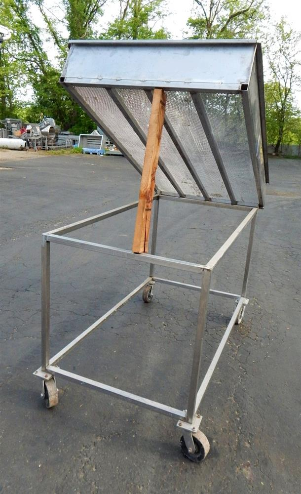 Image Tilting Wash Table - Stainless Steel 1492595