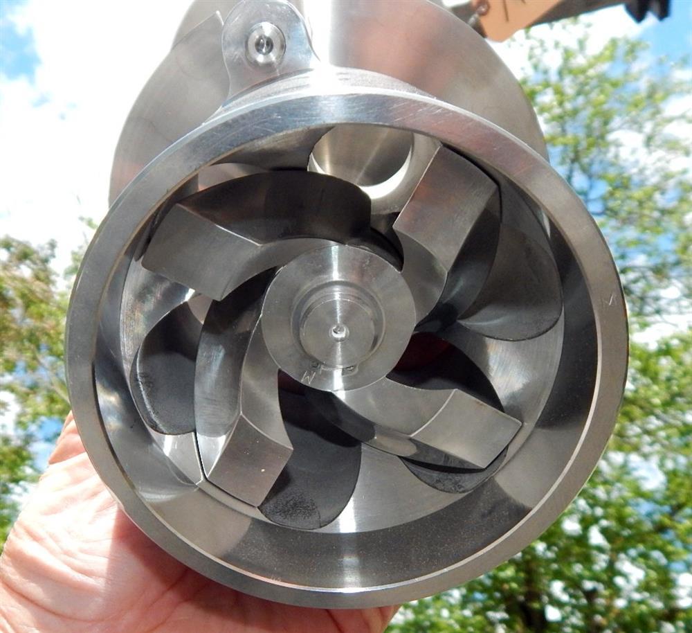 Image TOKUSHU KIKA Homogenizing Mixer - Model 160 1492609