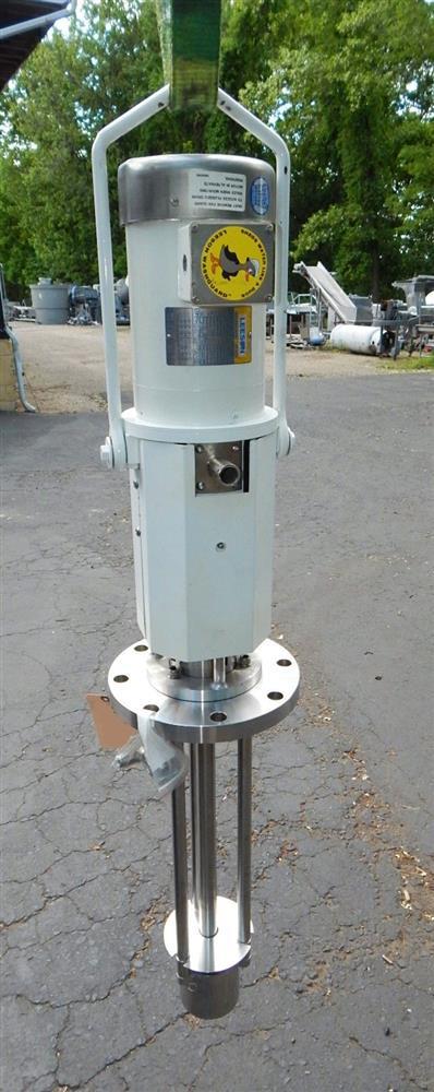 Image TOKUSHU KIKA Homogenizing Mixer - Model 160 1492610