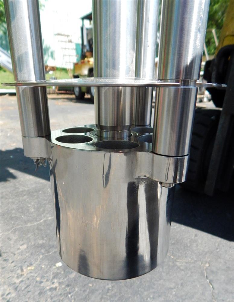 Image TOKUSHU KIKA Homogenizing Mixer - Model 160 1492611