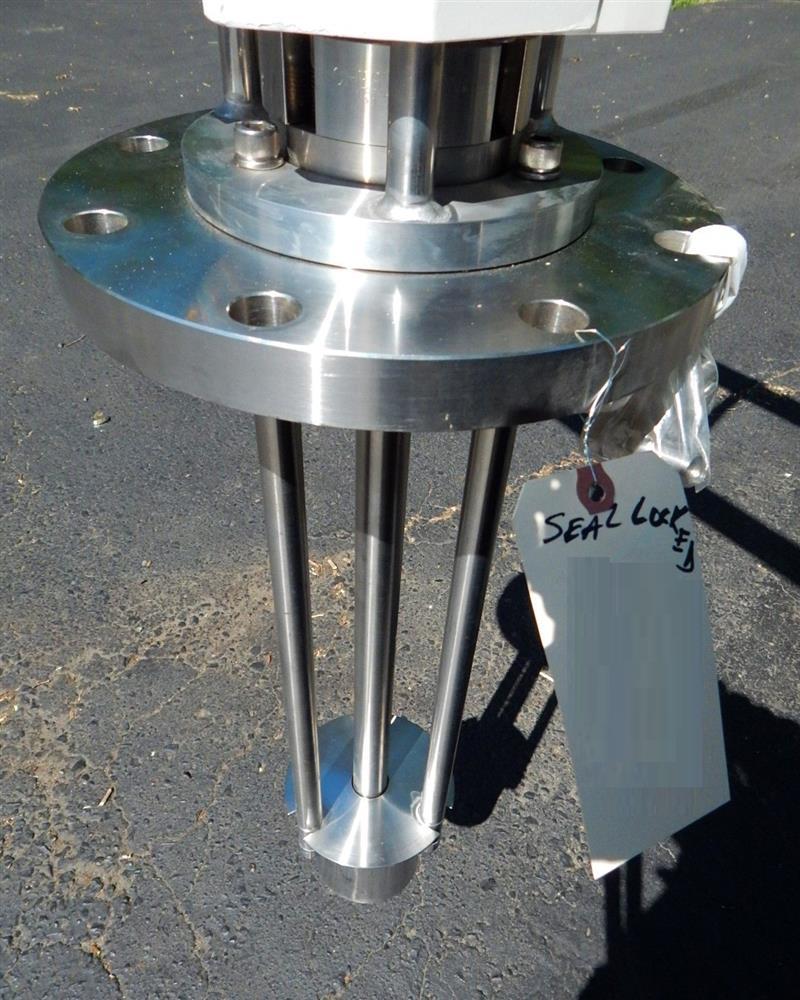 Image TOKUSHU KIKA Homogenizing Mixer - Model 160 1492614