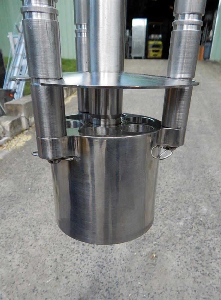 Image TOKUSHU KIKA Homogenizing Mixer - Pharmaceutical Grade 1492618