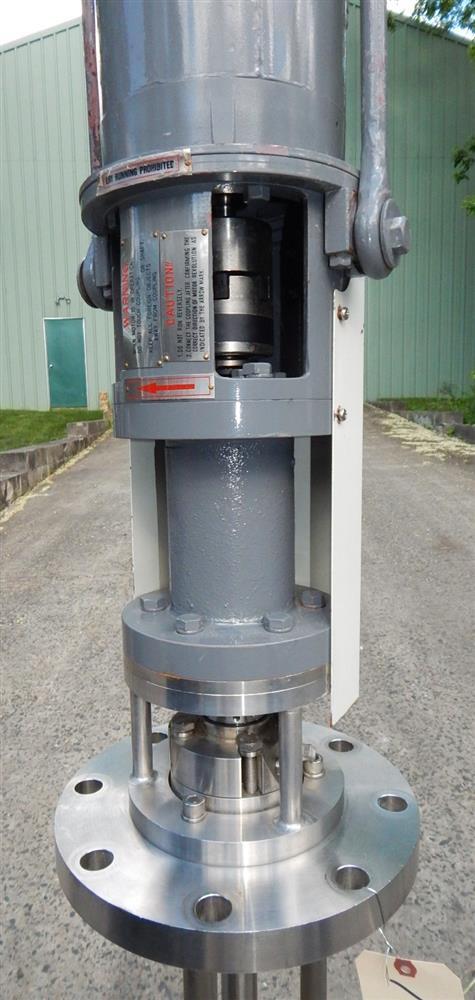 Image TOKUSHU KIKA Homogenizing Mixer - Pharmaceutical Grade 1492620