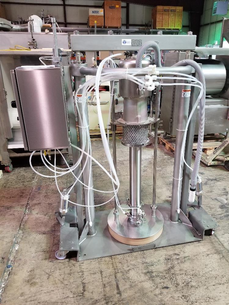 Image 55 Gallon GRACO Drum Pump with Ram 1492683