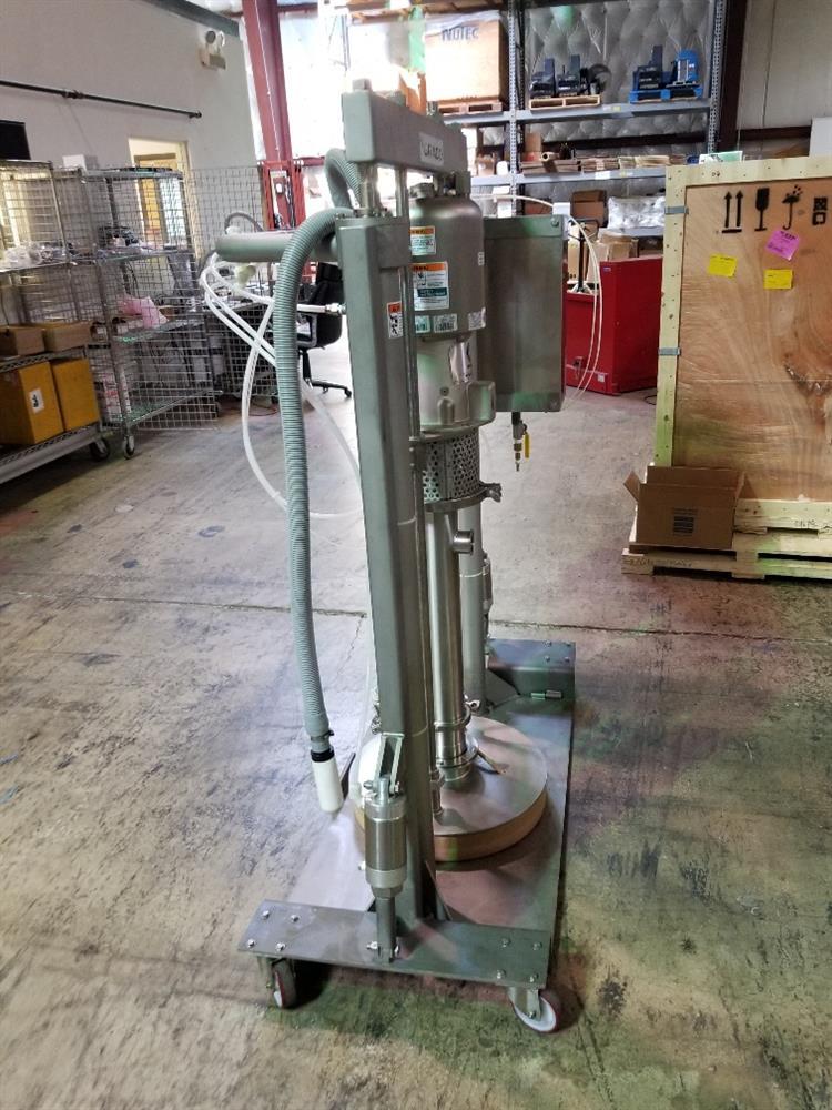 Image 55 Gallon GRACO Drum Pump with Ram 1492684