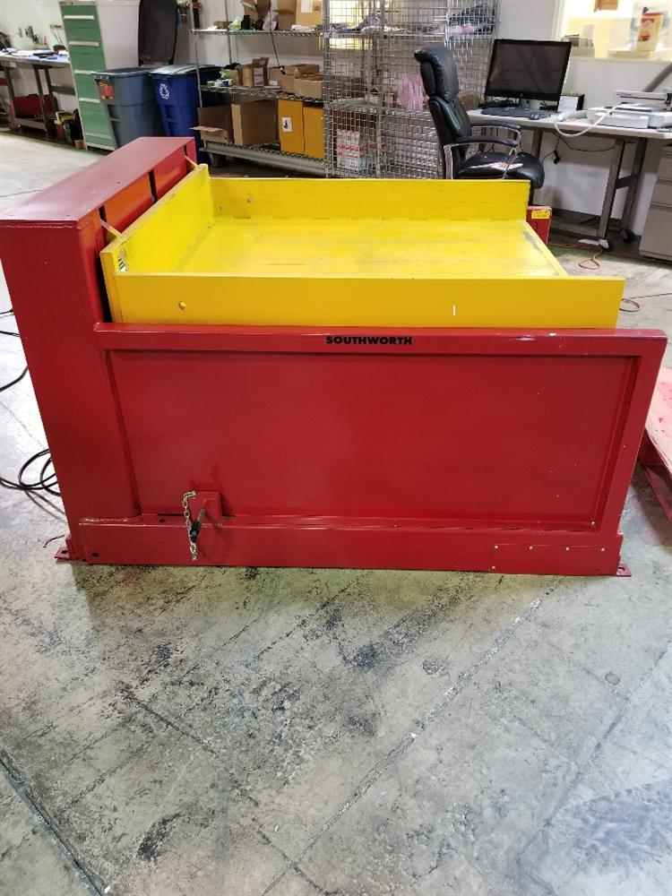 Image SOUTHWORTH Pallet Pal Roll On Hydraulic Lift 1492687