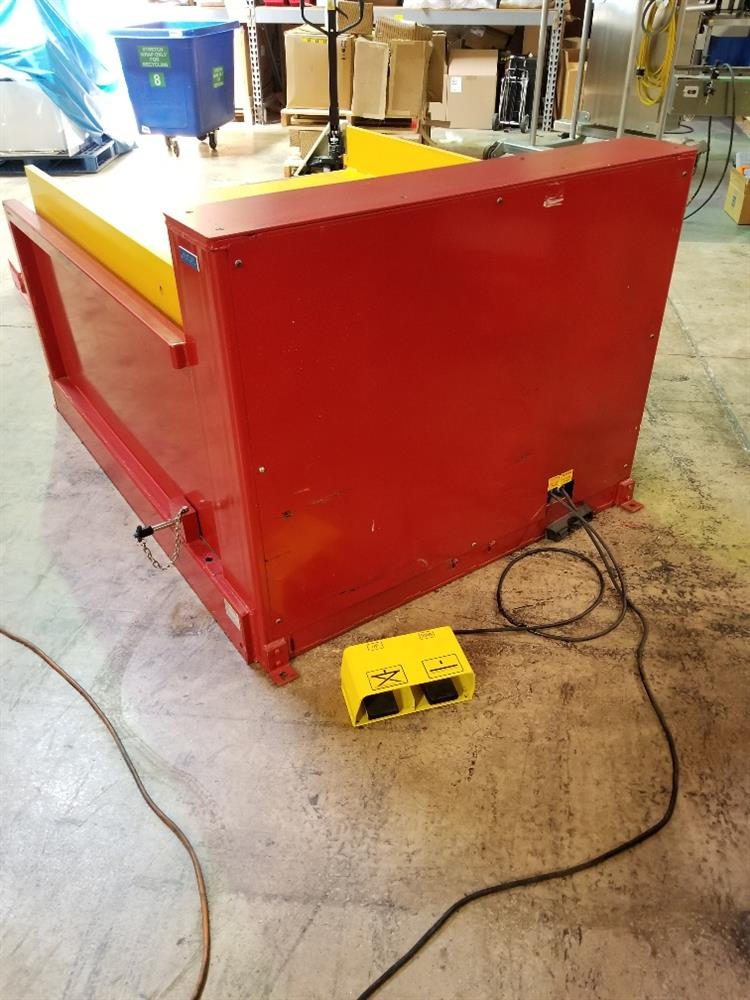 Image SOUTHWORTH Pallet Pal Roll On Hydraulic Lift 1492688