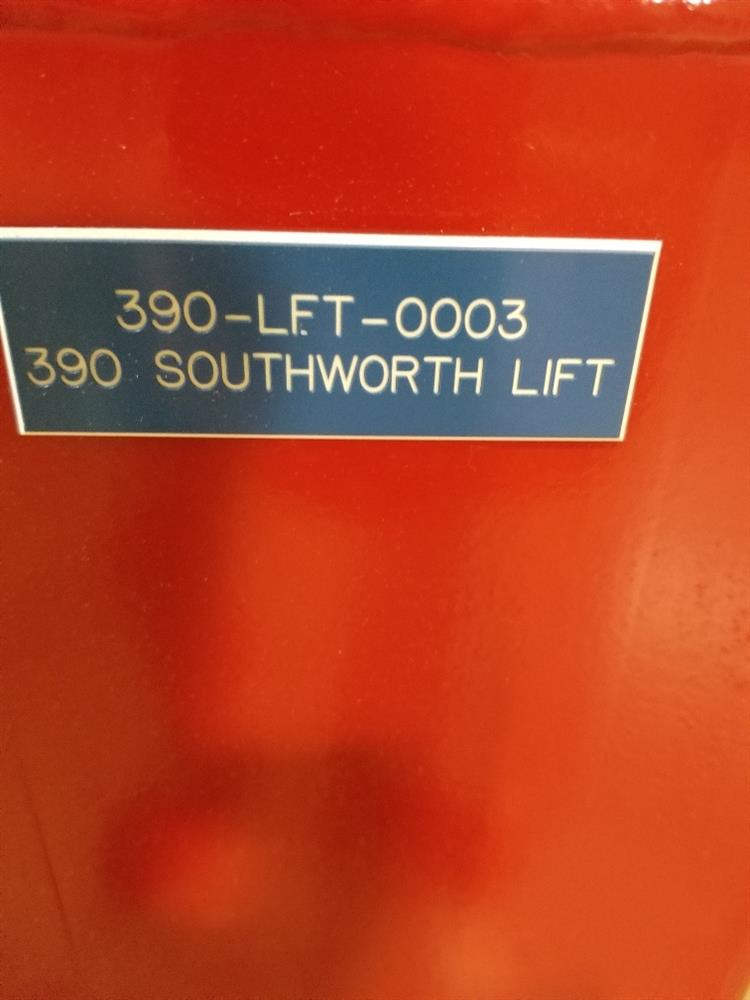 Image SOUTHWORTH Pallet Pal Roll On Hydraulic Lift 1492689
