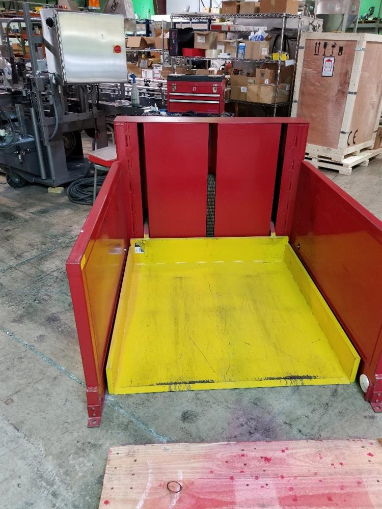 Image SOUTHWORTH Pallet Pal Roll On Hydraulic Lift 1492690