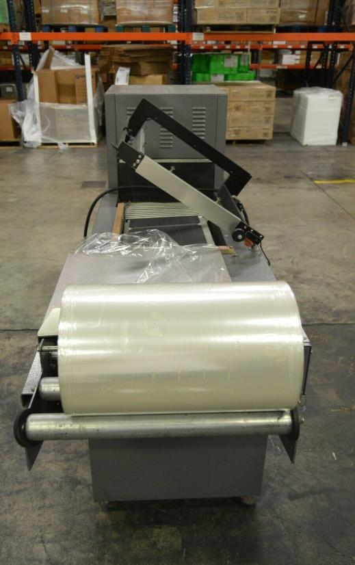 Image CLAMCO 772-20 L-Bar Shrink Wrap Sealer and CLAMCO 851 Heat Tunnel 1492746