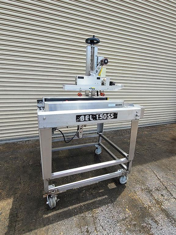Image BELCOR 150SS Top and Bottom Case Taper Sealer 1492859