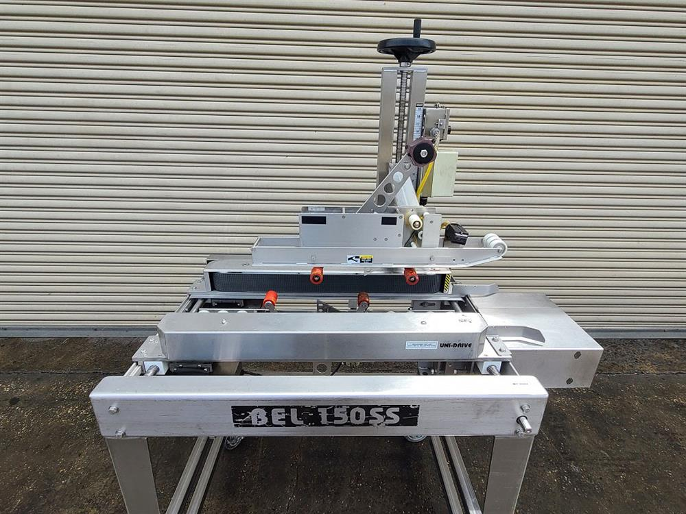 Image BELCOR 150SS Top and Bottom Case Taper Sealer 1492862