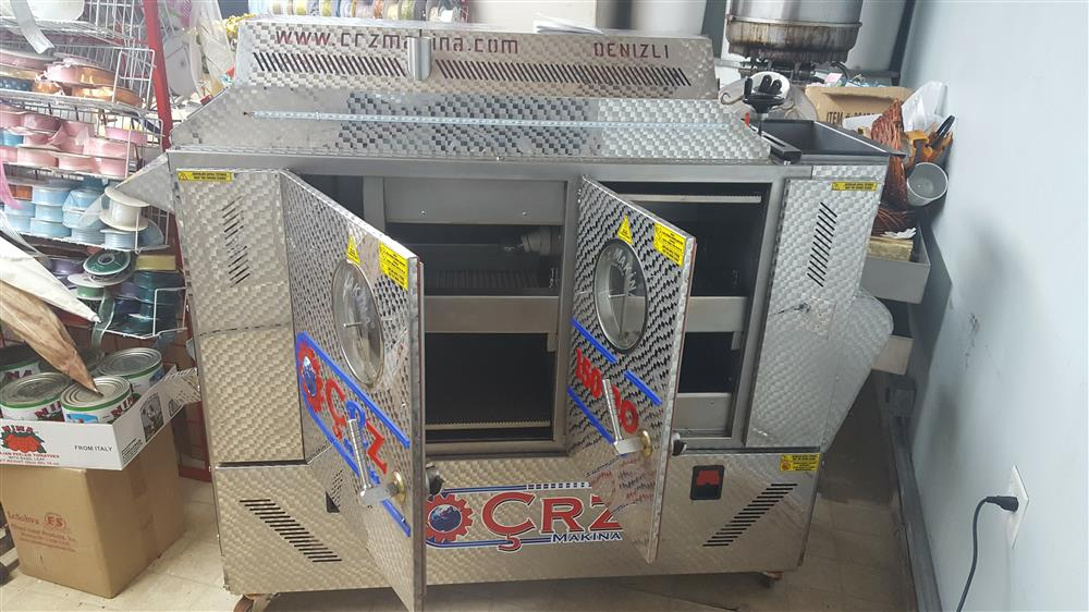 Image CRZ 150 Ro Hot Air Roasting Oven 1492924