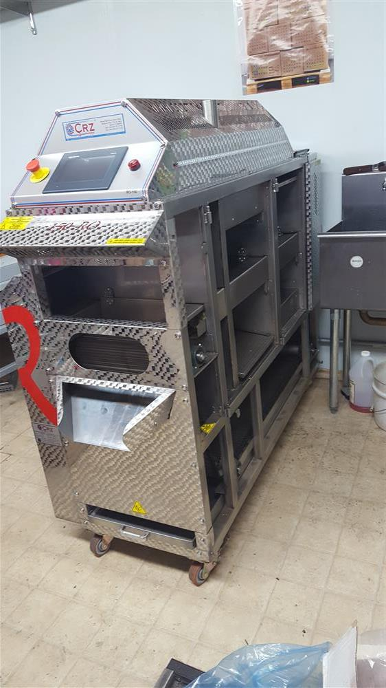 Image CRZ 150 Ro Hot Air Roasting Oven 1492925