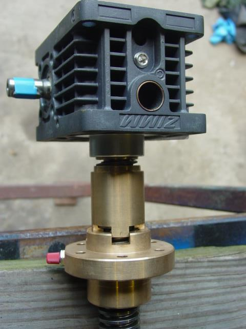 Image KRONES Gear with Shaft 0902020112 1492990