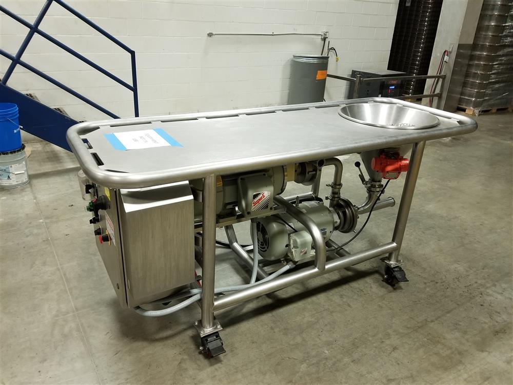 Image FRISTAM PUMPS Mixer Liquid Triblender - Model 20-53 1492993