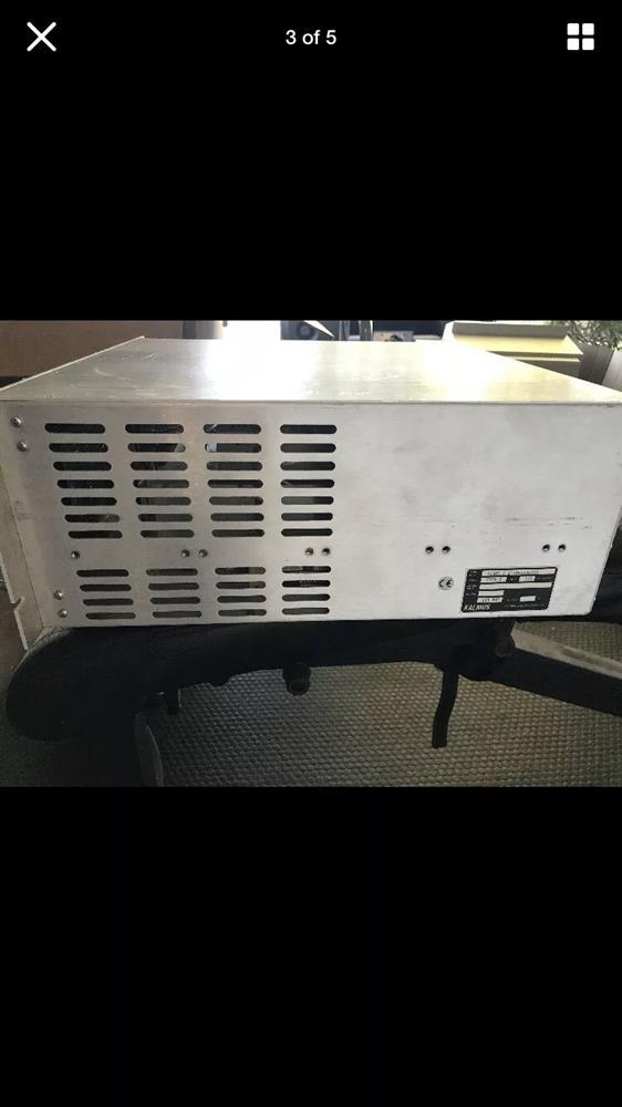 Image KALMUS 713FC-CE Amplifier - 10-1000 MHZ 1493618
