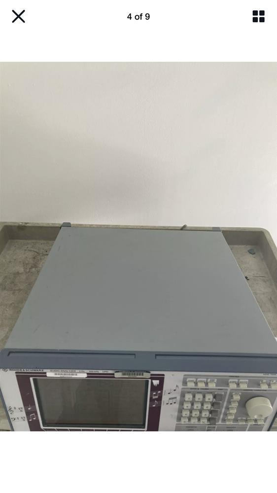 Image KALMUS 713FC-CE Amplifier - 10-1000 MHZ 1493621