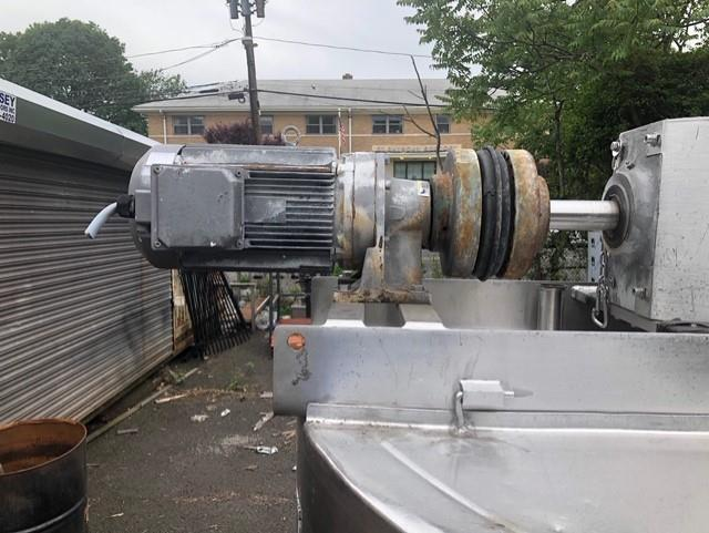 Image 600 Gallon LEE INDUSTRIES D9MS Direct Steam Kettle 1494665