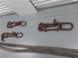 Image Multiple Slings/Lifting Chains 1494676