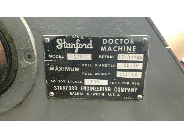 Image 30in STANFORD Duplex Slitter Rewinder 1495331