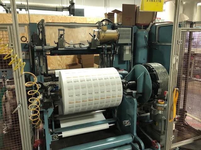 Image 36in Wide JENNERJAHN Roll Converter 1495342