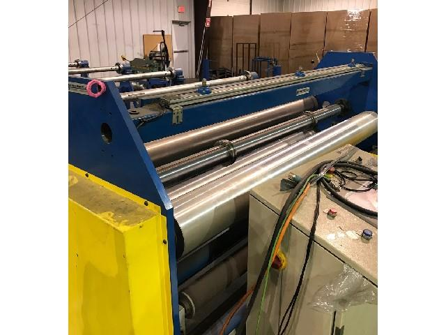 Image 80in DOUBLE E Unwinding and Slitting System 1495434