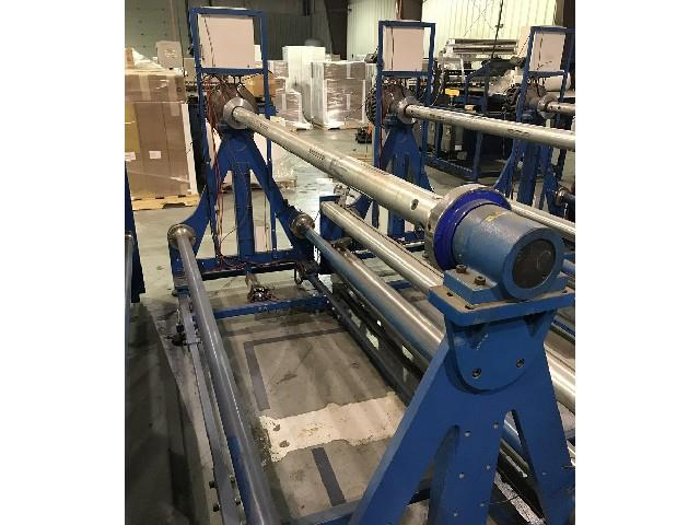 Image 80in DOUBLE E Unwinding and Slitting System 1495426