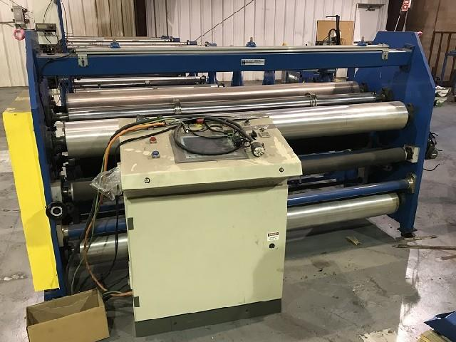 Image 80in DOUBLE E Unwinding and Slitting System 1495427