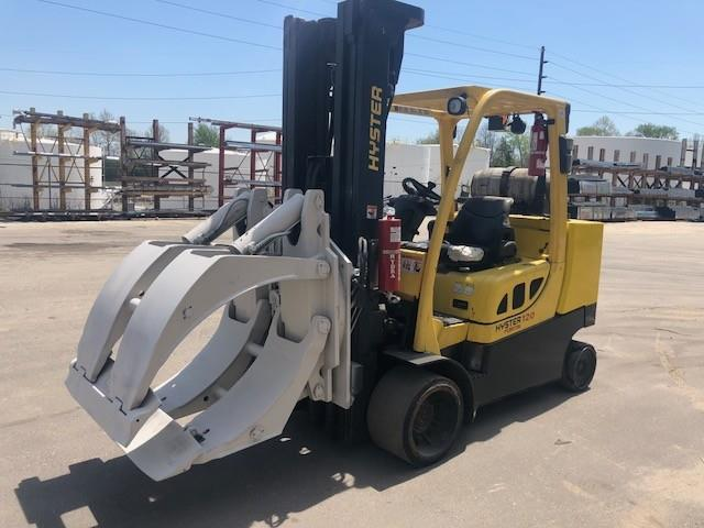Image HYSTER Roll Clamp Truck 1495649