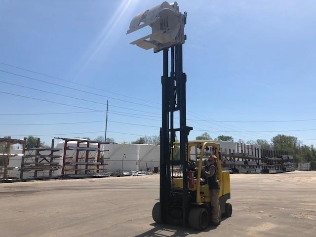 Image HYSTER Roll Clamp Truck 1495650