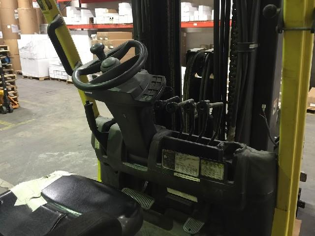 Image HYSTER Roll Clamp Truck 1495654