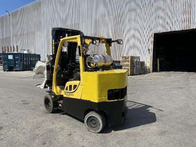 Image HYSTER Paper Roll Clamp Truck 1495657