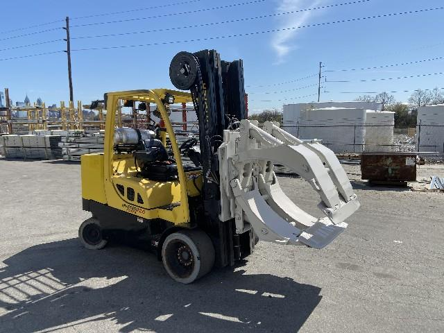 Image HYSTER Paper Roll Clamp Truck 1495661